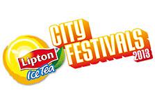 Stefanie Heinzmann bei den Lipton City Festivals 2013