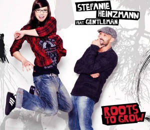 "Stefanie Heinzmanns zweites Album ""Roots To Grow"""