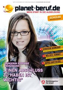Stefanie Heinzmann steht jugendlichen bei der Berufswahl zur Seite