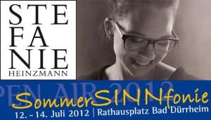 Stefanie Heinzmann tritt in Bad Dürrheim auf