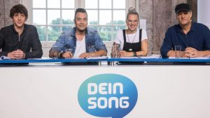 Stefanie Heinzmann ist in der Jury von Dein Song 2018