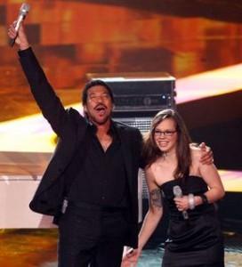 """Stefanie Heinzmann singt auf Lionel Richies """"Tuskegee"""" Album"""