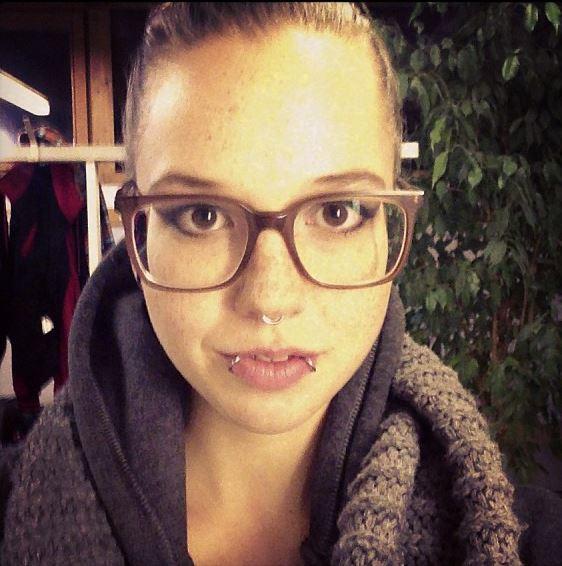 Stefanie Heinzman privat