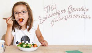 Stefanie Heinzmann wirbt für schweizer Gemüse