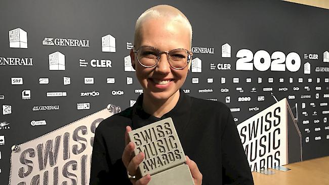 Stefanie Heinzmann - SMA 2020