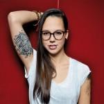Stefanie Heinzmann Tattoo
