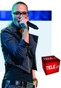 Stefanie Heinzmann gibt TELE-Tipps