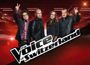 Stefanie Heinzmann bei The Voice of Switzerland