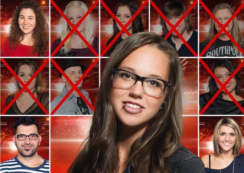 Stefanie Heinzmanns Team: Diese 3 kommen in die TVOS Live Shows