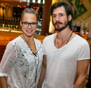 Stefanie und Claudio Heinzmann